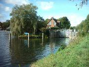 Bray lock, Berkshire