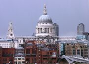 St Pauls From the South