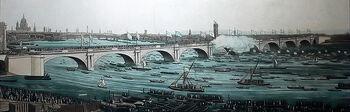 Waterloo Bridge 1817