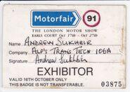 London 1991