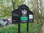 Hampstead Heath entrance south