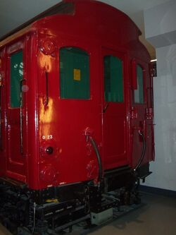 District Railway Q23 stock, LTM Covert Garden