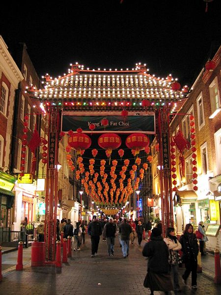 Image result for china town london wiki