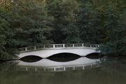 Kenwood House false bridge October