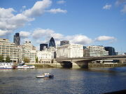 London Bridge, November 2005