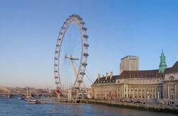 London Eye Jan 2006