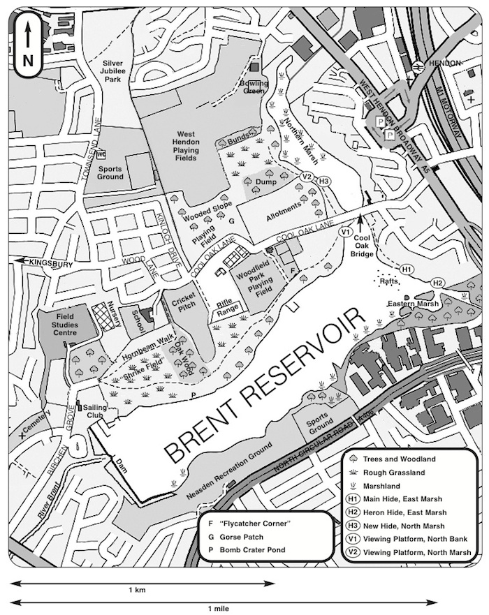 Brent Res map