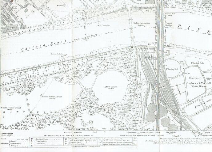 Battersea Park 1894