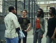 London's Burning Pilot Movie Ethnic with Rastas and Whitey