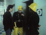 London's Burning S1 E2 Vaseline Tony Sub Officer Hallam