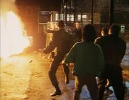 London's Burning Series Pilot Movie Riot 2