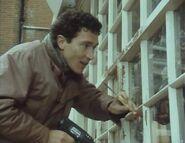 London Burning Series 1 episode 3 Vaseline doing two Jobs