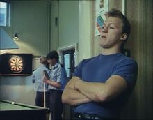 London's Burning Pilot Movie Rambo Baines