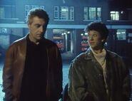 London's Burning Series 1 episode 3 Bayleaf and Josie