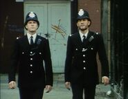 London's Burning Pilot Movie Policeman