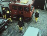 London's Burning S1 E2 Lift Stuck