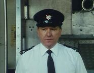 London's Burning Pilot Movie Station Officer Tate