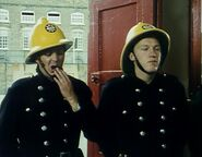 London's Burning Pilot Movie Fireman Baines Quigley