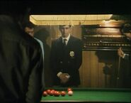 London's Burning Pilot Movie Charisma at the Snooker Tournament