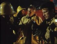 London's Burning Series 1 episode 3 Chemical Protective Suits