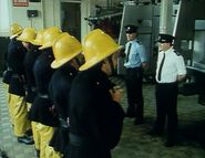London's Burning Pilot Movie Blue Watch Roll Call