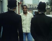 London's Burning Pilot Movie Ethnic and Policemen