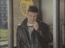 George on the phone s2e6