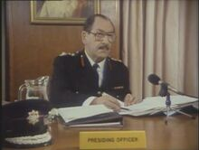 London's burning series 2 Episode 6 Fire Chief