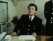 London's Burning Pilot Movie Station Commander Petrie