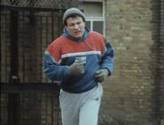 London Burning Series 1 George Jogging