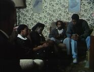 London's Burning Pilot Movie Ethnic Lewis's family