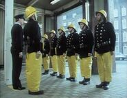 London's Burning Blue Watch Roll Call