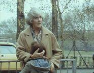 London's Burning Series 1 episode 3 Melanie's grandmum