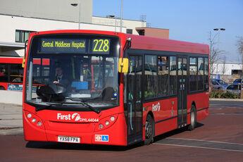London Bus route 228