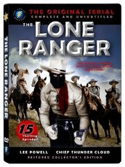 Lone Ranger Serial DVD