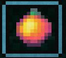 Irradiated Orange