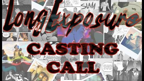 Long Exposure Casting Call