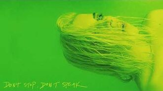 Car Astor - Don't Stop, Don't Speak -Official Audio-