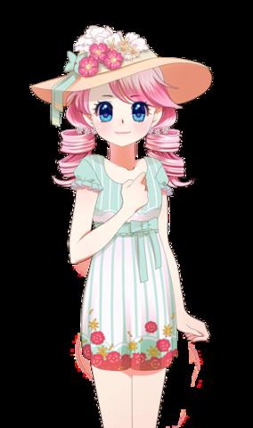 Outfit - Tea Dress