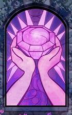 1 Lumen Crystal