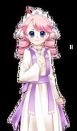 Outfit - Priestess Robe