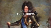 Punk Show Title