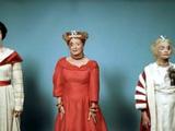 Three Queen Problem