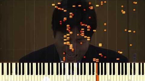 自動演奏ピアノのための野々村竜太郎議員