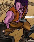 Purple Elven
