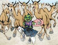 Cattle-creatures