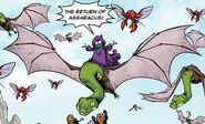 Snake-bat