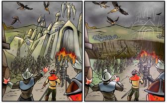 Kethenecia Siege