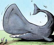 Sperm Whale of Shrugging