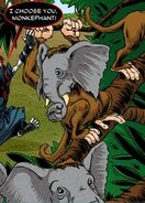 Monkephant